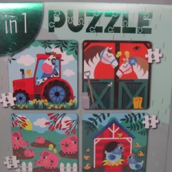 PUZZEL 4 IN 1