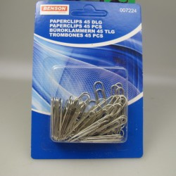 PAPERCLIPS 45X