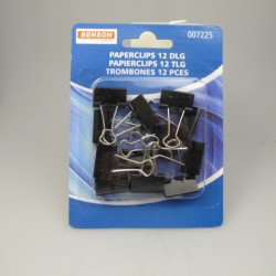 PAPERCLIPS 12 X